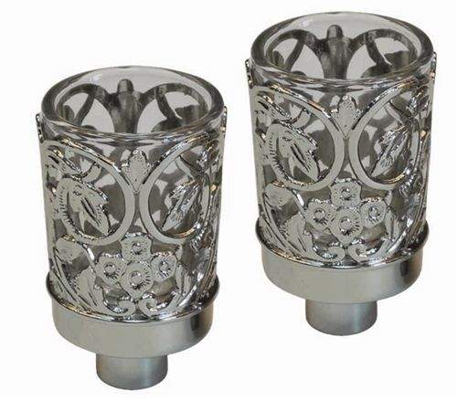 Shabbos Candle Accessories