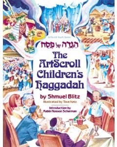 Childrens and Youth Haggadahs