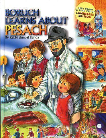 Children's Passover Books