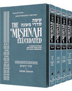 Hebrew/English Mishnah