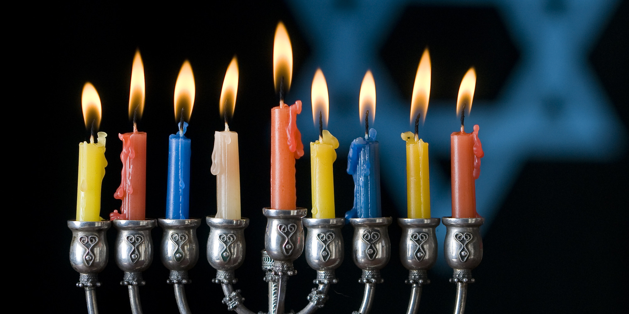 Image result for chanuka candles
