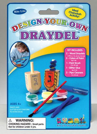 Crafts & Toy Dreidels