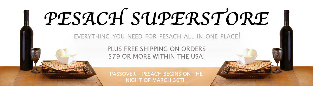 Pesach Passover Superstore!