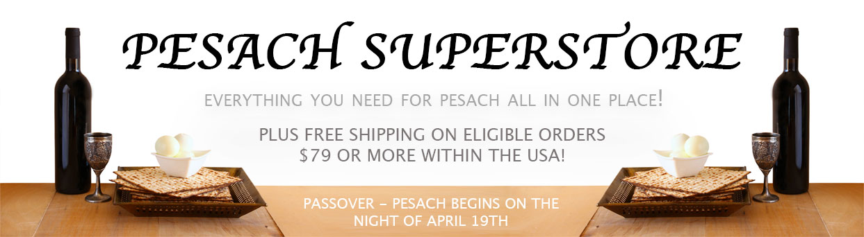 Pesach Store