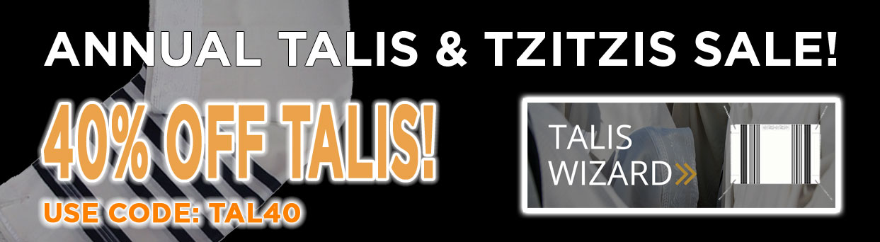 Talis Sale 40% OFF! Use Code TAL40